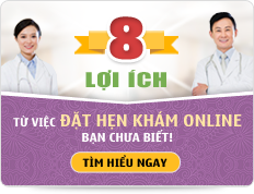 Lợi ích đăng ký khám online